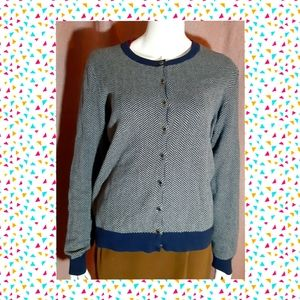 Tommy Hilfiger classic cardigan - buttoned vintage